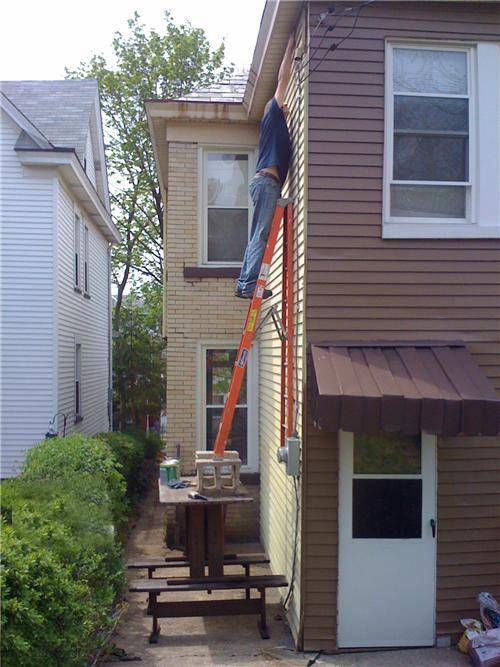 Ladder UnSafety 4
