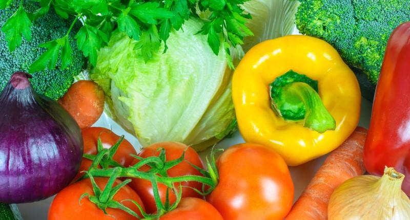 зеленчуци и плодове като източник на антиоксиданти