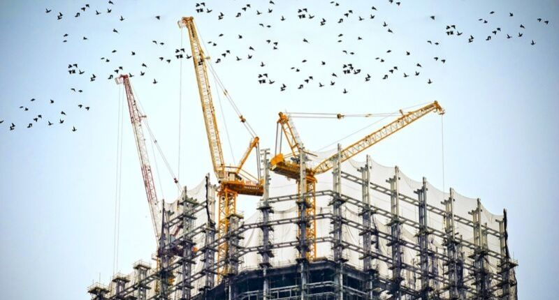 Безопасност в строителството