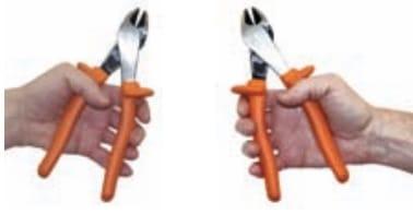Дръжка за двете ръце