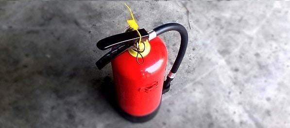 Ежемесечни проверки на пожарогасителите