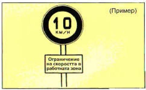Поставете ограничения на скоростта