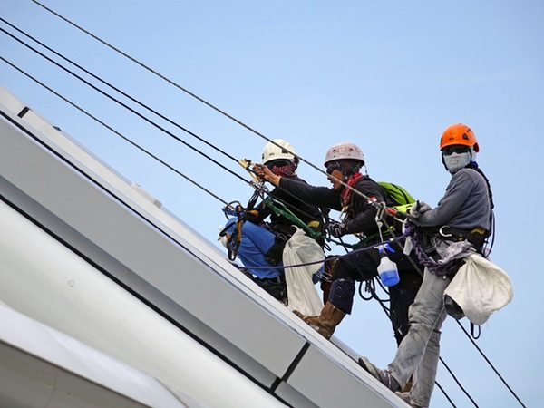 Safety working at height