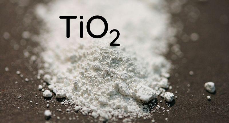 Титанов диоксид