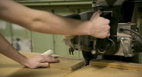 Безопасност на дървообработващо оборудване